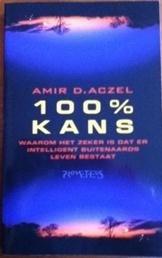 100% Kans Amir D. Aczel