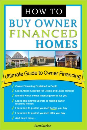 How to Buy Owner Financed Homes Scott Scanlon