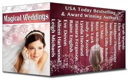 Magical Weddings: 15 Enchanting Romances  by  Leigh Michaels