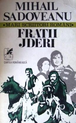 Fraţii Jderi  by  Mihail Sadoveanu