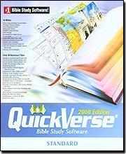 QuickVerse 2008 Standard Inc FindEx