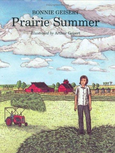 Prairie Summer Bonnie Geisert