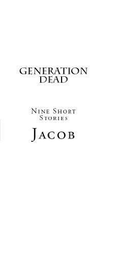 Generation Dead Jacob