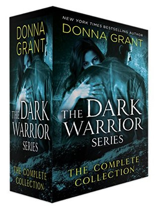 The Dark Warrior Series, The Complete Collection: Contains Midnights Master, Midnights Lover, Midnights Seduction, Midnights Warrior, Midnights Kiss, ... Promise, and Midnights Surrender (novella) Donna Grant