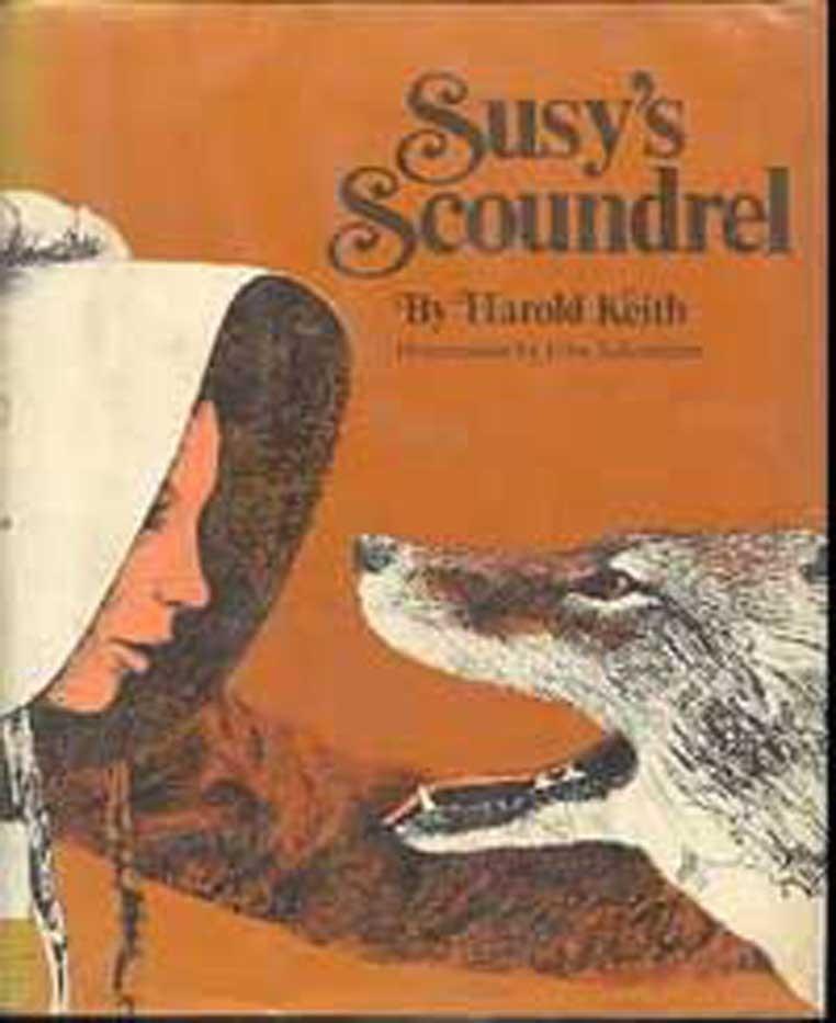 Susys Scoundrel Harold Keith