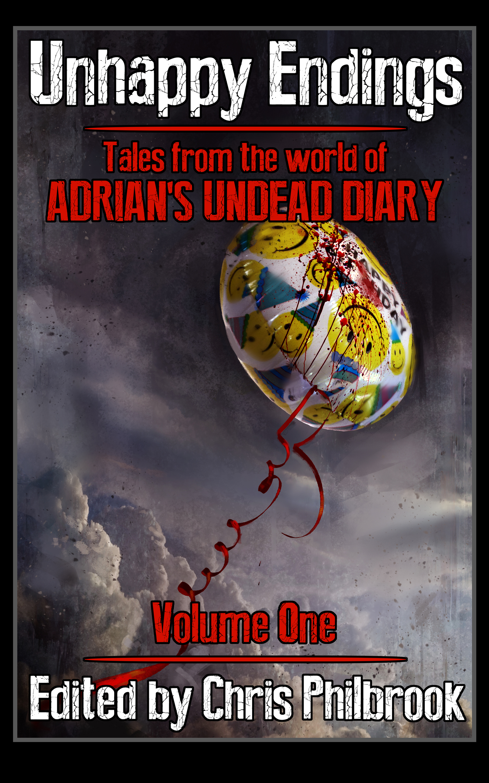 Unhappy Endings (Tale from the world of Adrians Undead Diary #1)  by  Chris Philbrook
