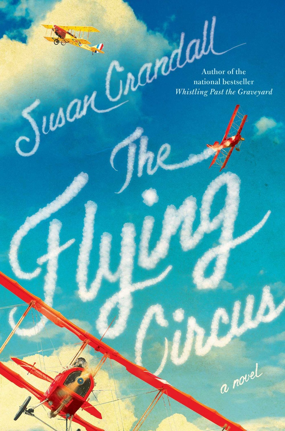 The Flying Circus  by  Susan Crandall