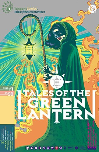 Tangent Comics: Tales of the Green Lantern (1998-) #1  by  Dan Abnett