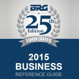 2015 Business Reference Guide  by  The Essential Guide to Pricing Businesses and Franchises