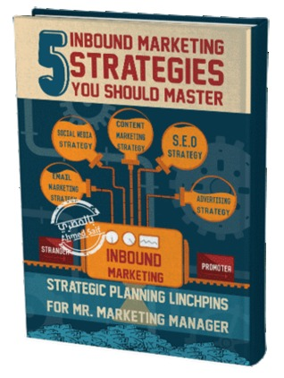 5 inbound marketing strategies you should master  by  Ahmed Saif