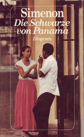 Die Schwarze von Panama  by  Georges Simenon