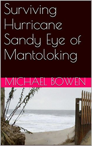 Surviving Hurricane Sandy Eye of Mantoloking Michael Bowen