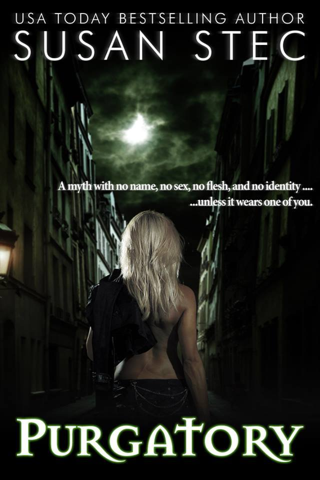 Purgatory (A Place Down Under #1) Susan Stec