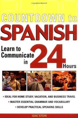 Countdown to Spanish Gail Stein