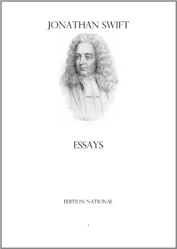 Nearly All Essays  by  Jonathan Swift