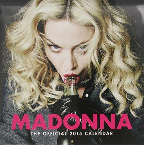 Official Madonna 2015 Wall Calendar (Calendars 2015) NOT A BOOK