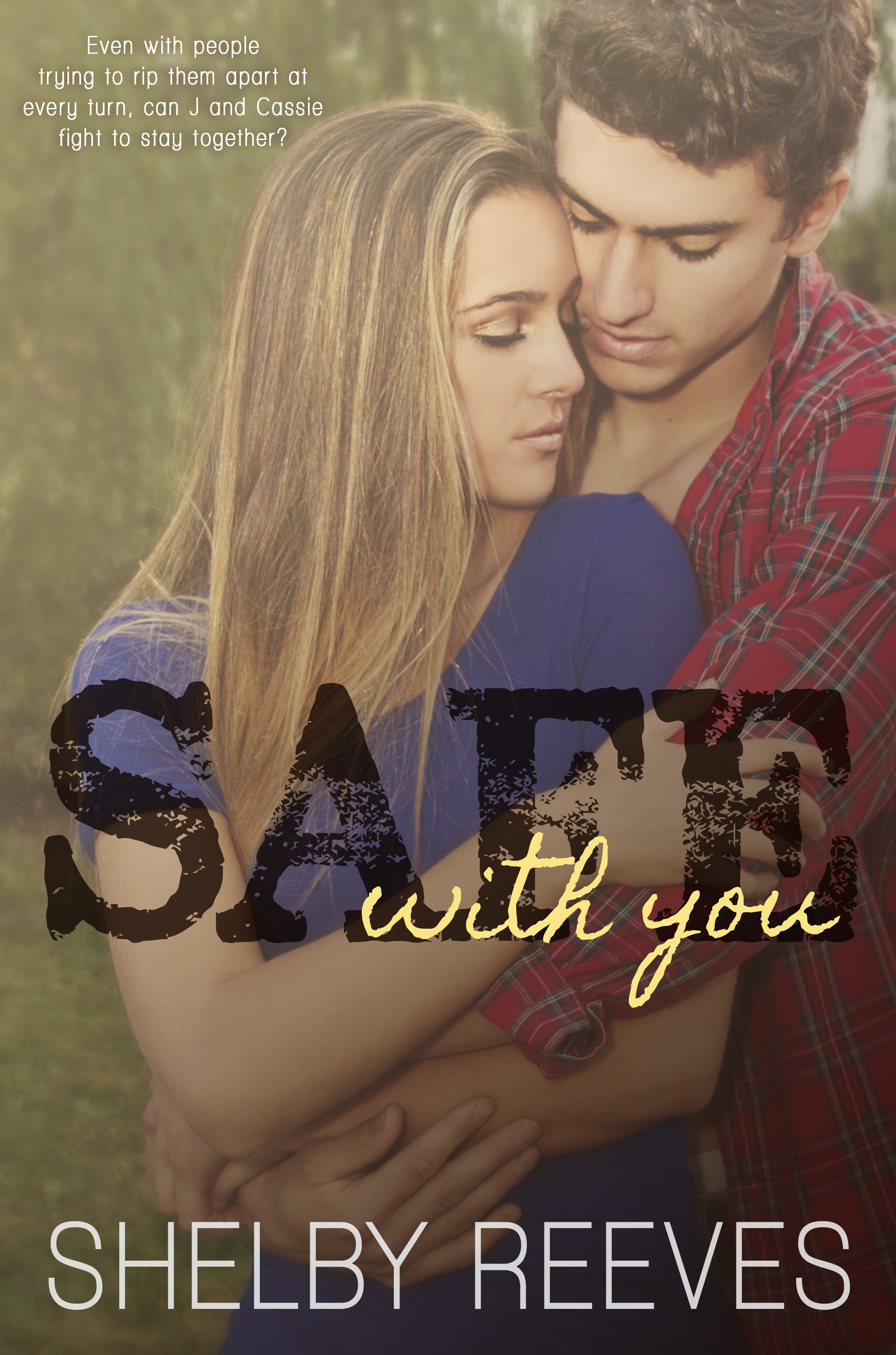 Safe with You (Saved #1)  by  Shelby Reeves
