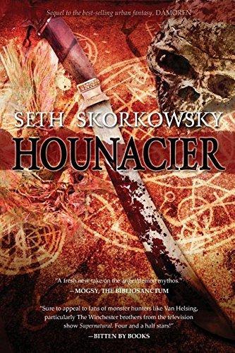 Hounacier  by  Seth Skorkowsky