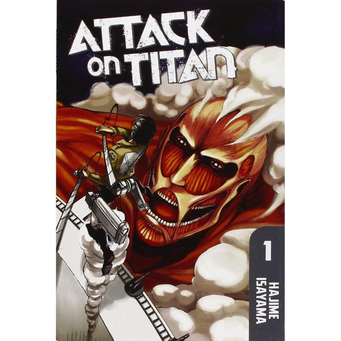 Attack On Titan, Vol. 1 (Attack On Titan, #1) By Hajime