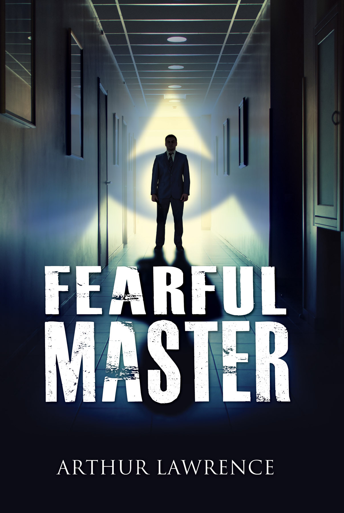 Fearful Master  by  Arthur  Lawrence