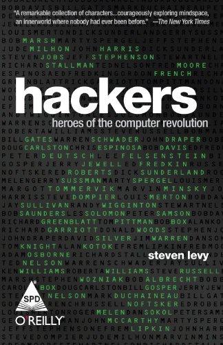 Hackers Steven Levy