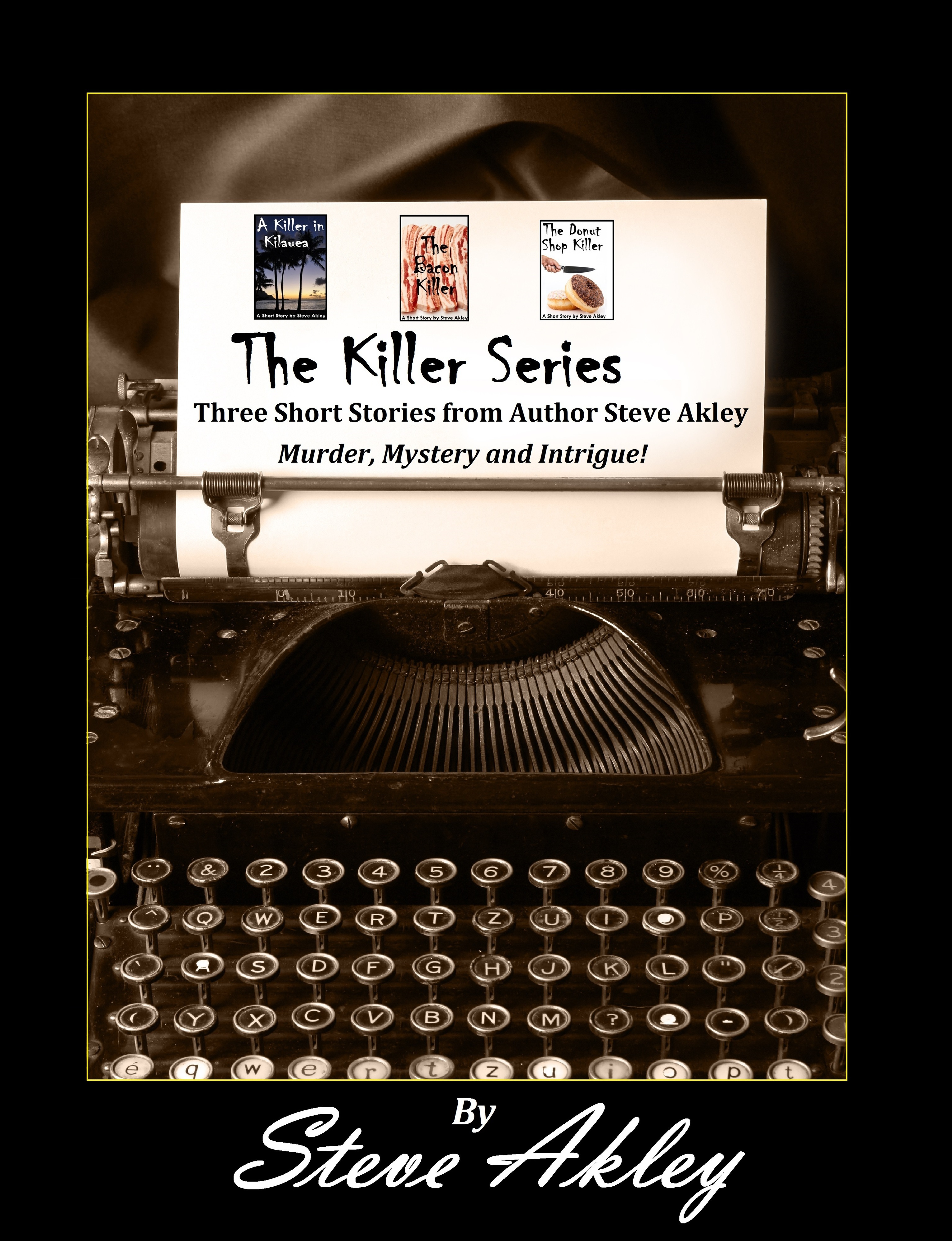 The Killer Series  by  Steve Akley