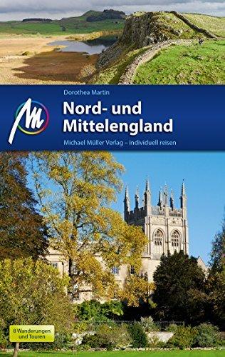 Nord- und Mittelengland  by  Dorothea Martin