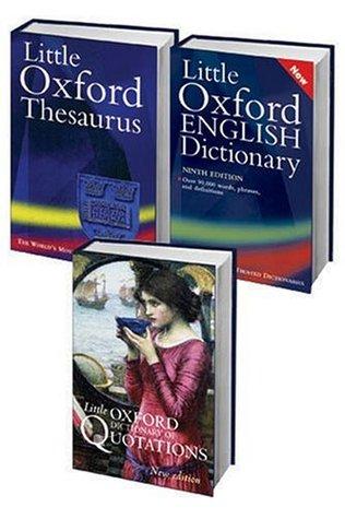 A Little Reference Set  by  Oxford University Press