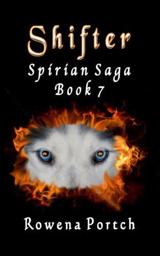 Shifter: Spirian Saga Book 7 Rowena Portch