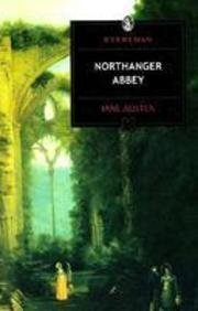 Northhanger Abbey Jane Austen