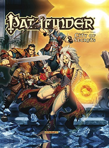 Pathfinder Vol. 3: City Of Secrets  by  Jim Zub