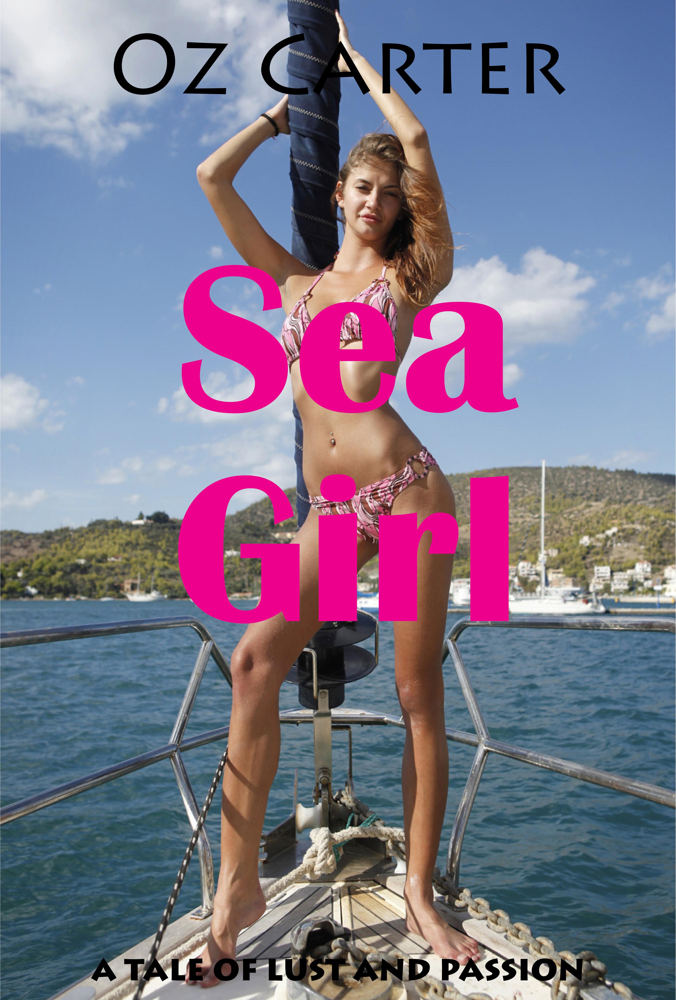 Sea Girl  by  Oz Carter