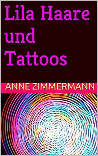 Lila Haare und Tattoos  by  Anne Zimmermann