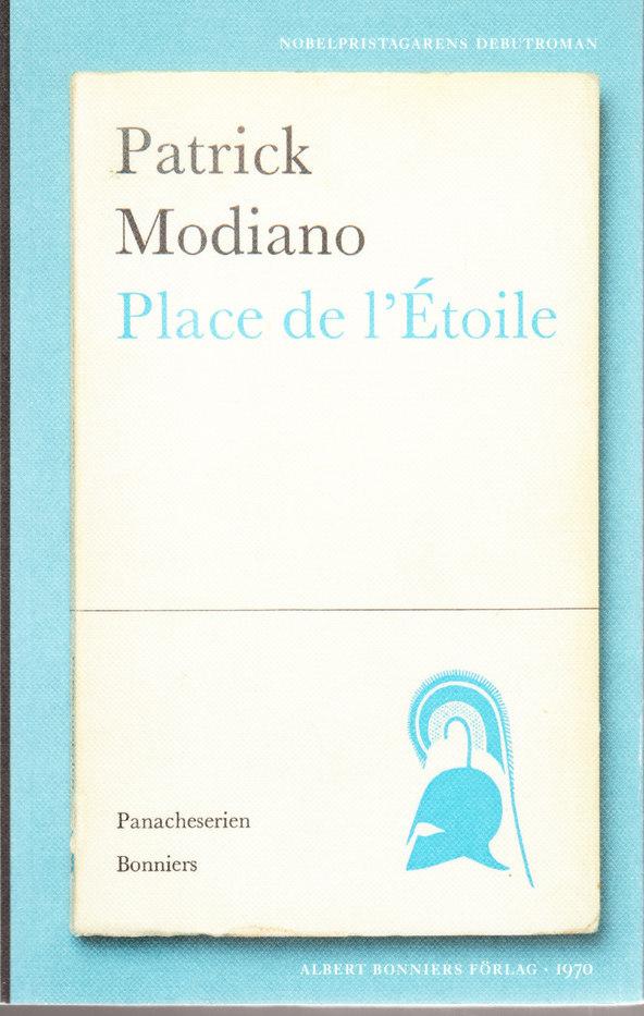 Place de l'Étoile  by  Patrick Modiano