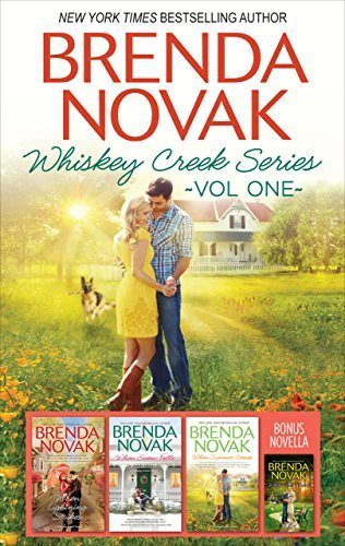 Whiskey Creek Series Vol 1/When We Touch/When Lightning Strikes/When Snow Falls/When Summer Comes  by  Brenda Novak