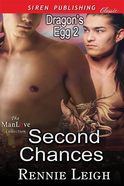 Second Chances (Dragons Egg, #2)  by  Rennie Leigh