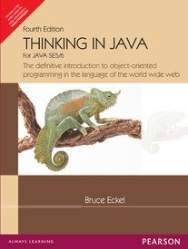 Thinking In Java 4th Edition  by  ECKEL