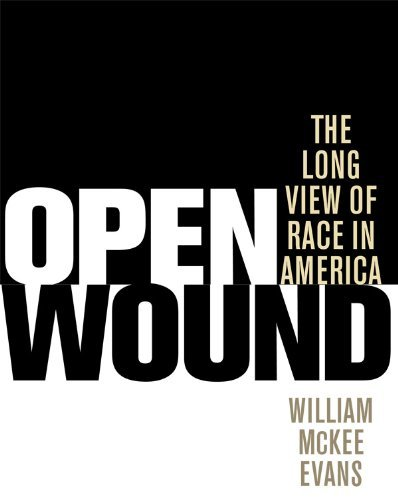 Open Wound: The Long View of Race in America  by  William McKee Evans