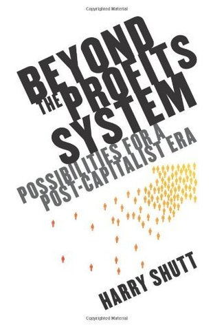 Beyond the Profits System (The New Economics)  by  Harry Shutt