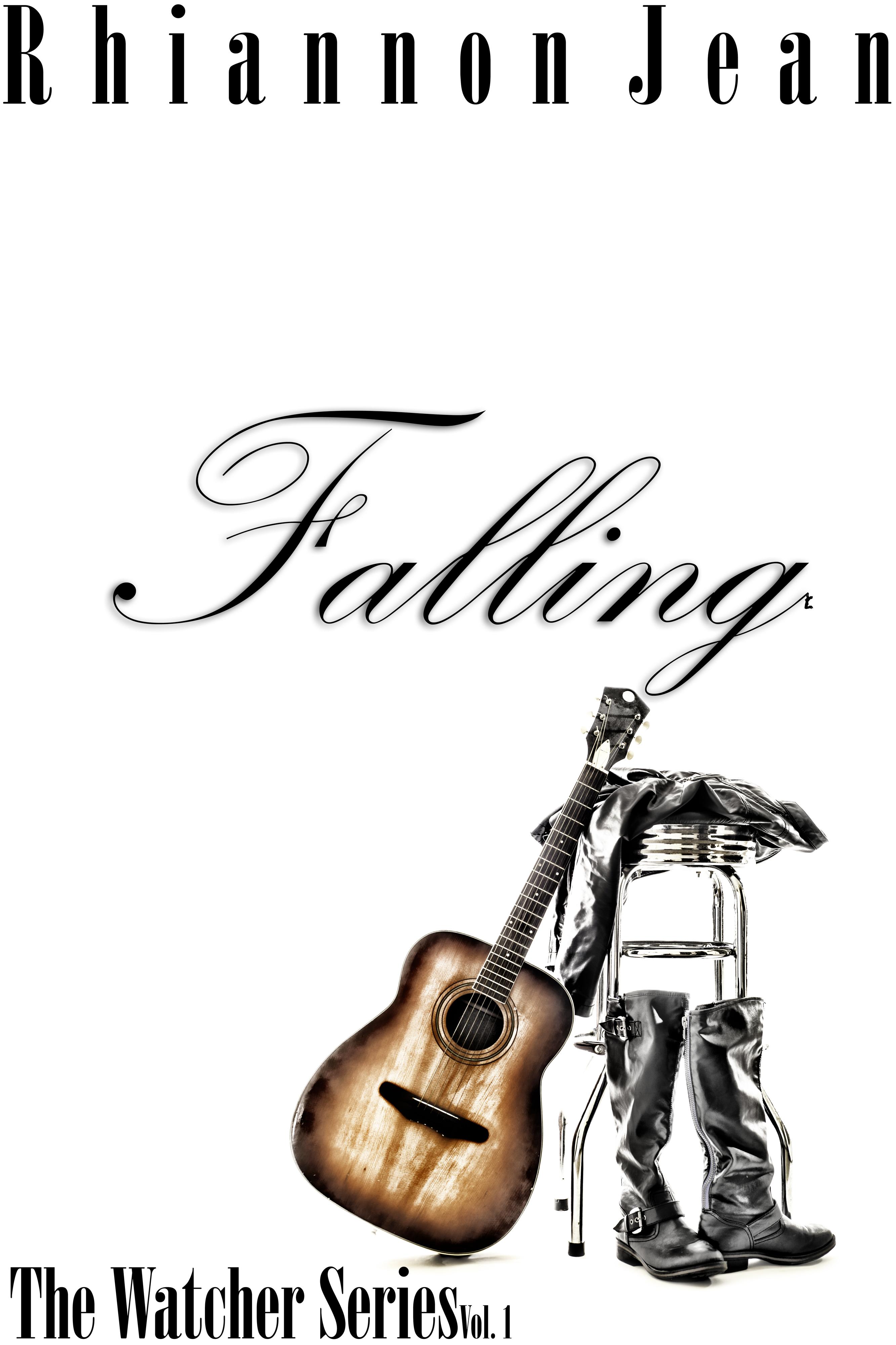 Falling (The Watcher #1)  by  Rhiannon Jean