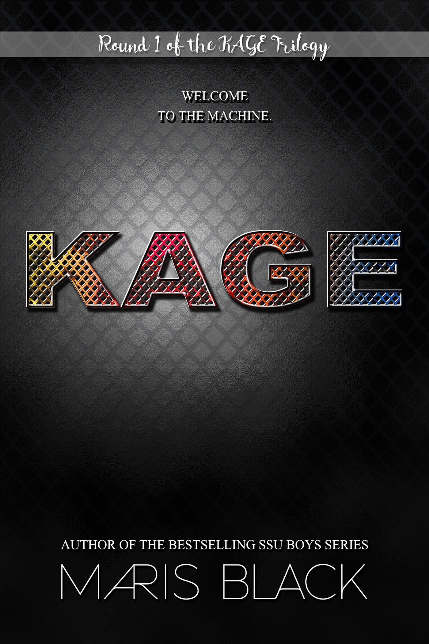 Kage  by  Maris Black