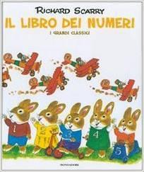 Il libro dei numeri Richard Scarry
