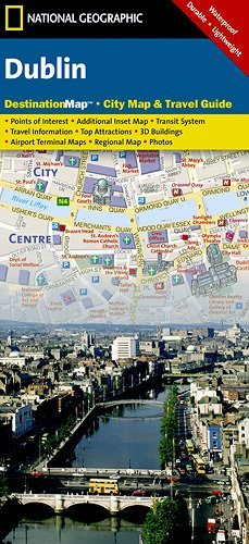 Dublin (National Geographic: Destination City Map)  by  National Geographic Society
