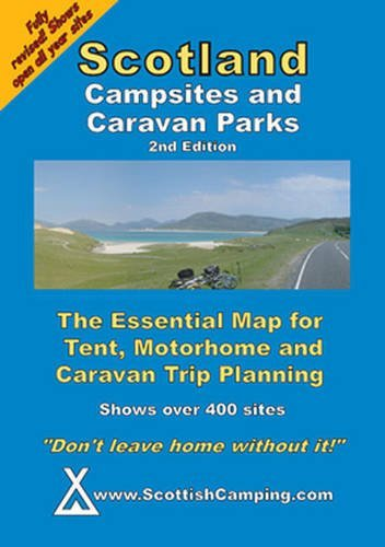 Scotland Campsites and Caravan Parks  by  Andrew Thomson