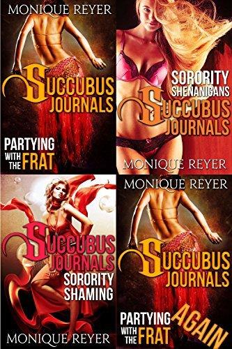 Bundle Books 1-4  by  Monique Reyer