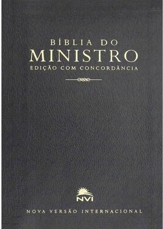 Bíblia do Ministro NVI  by  Various
