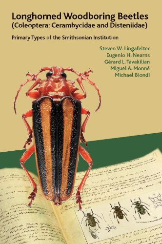 Longhorned Woodboring Beetles (Coleoptera: Cerambycidae and Disteniidae): Primary Types of the Smithsonian Institution (Smithsonian Contribution to Knowledge)  by  Steven W. Lingafelter