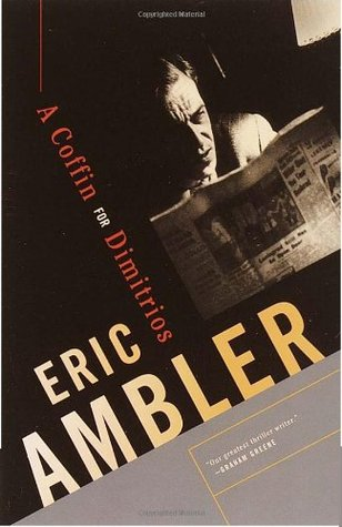 A Passage of Arms  by  Eric Ambler