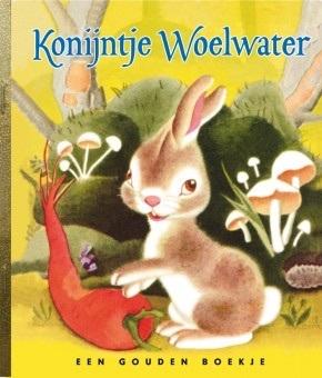 Konijntje Woelwater  by  Ariane