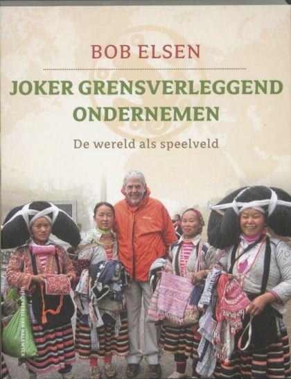 Joker grensverleggend ondernemen Bob Elsen